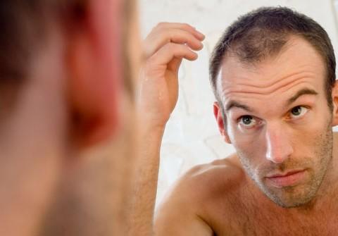 saç dökülmesi üzerine